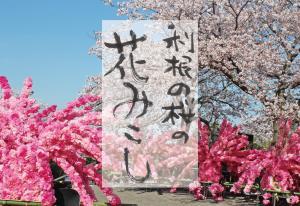 「利根の桜の花みこし」の動画を公開しました
