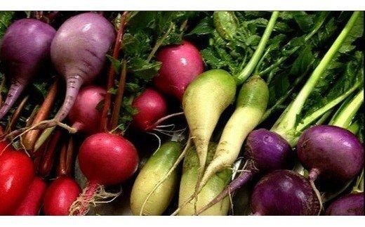 『岩戸農園の野菜』の画像
