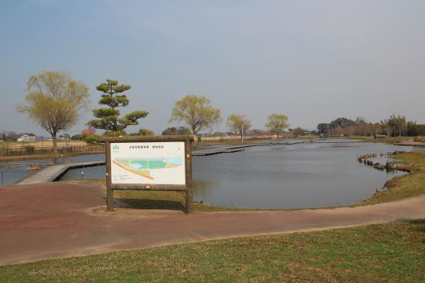 『利根親水公園(FCロケ地)』の画像