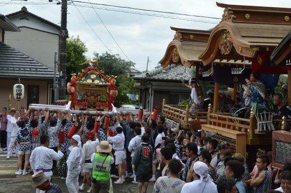 『布川神社大祭(カルタ用)』の画像