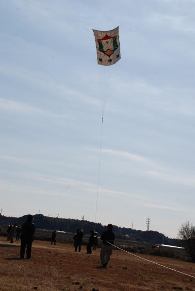 『凧あげ(カルタ用)』の画像